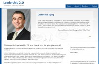 Leadership 2.0 Website